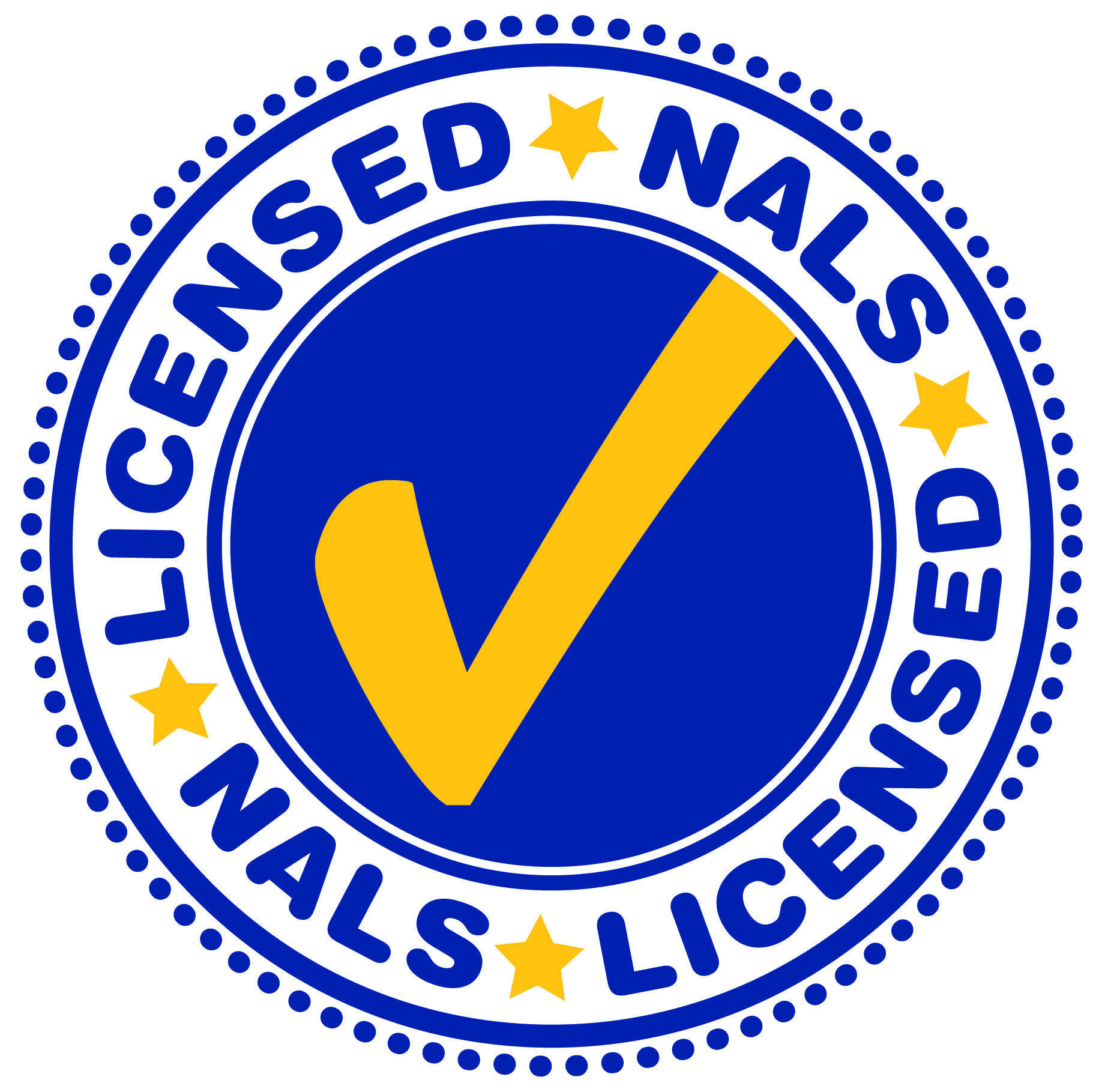 NALS Licenced